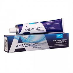 Амелотекс, гель д/наружн. прим. 1% 30 г №1